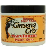 Ginseng Gro Maximum Hair Gro