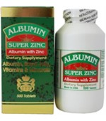 Albumin Super  500 Tablets